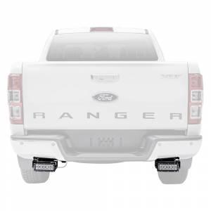 ZROADZ Z385761-KIT Rear Bumper LED Kit for Ford Ranger T6 2015-2018