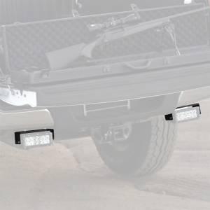 ZROADZ Z389401 Rear Bumper LED Bracket for Toyota Tacoma 2016-2021