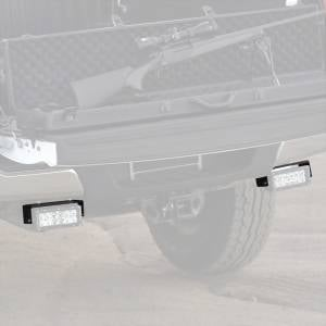 ZROADZ Z389411 Rear Bumper LED Bracket for Toyota Tacoma 2005-2014