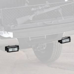 ZROADZ Z389411-KIT Rear Bumper LED Kit for Toyota Tacoma 2005-2014