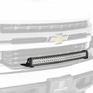 ZROADZ Z322282-KIT Front Bumper Top LED Kit for Chevy Silverado 1500 2019-2020