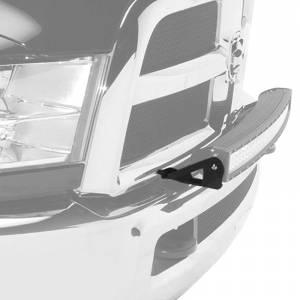 ZROADZ Z324522 Front Bumper Top LED Bracket for Dodge Ram 2500/3500 2010-2019- Brackets ONLY