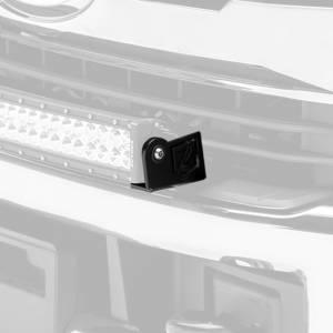 ZROADZ Z325472 Front Bumper Top LED Bracket for Ford F250/F350/F450/F550 2017-2019- Brackets ONLY