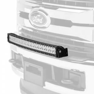 ZROADZ Z325472-KIT Front Bumper Top LED Kit for Ford F250/F350/F450/F550 2017-2019