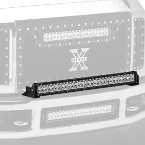 ZROADZ Z325631-KIT Front Bumper Top LED Kit for Ford F250/F350/F450 2008-2010
