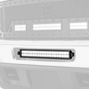 ZROADZ Z321151-KIT Front Bumper Center LED Kit for Chevy Silverado 2500 HD/3500 HD 2011-2013
