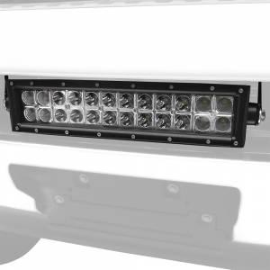 ZROADZ Z322111-KIT Front Bumper Center LED Kit for GMC Sierra 2500 HD/3500 HD 2015-2019