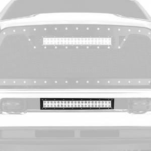 ZROADZ Z324521-KIT Front Bumper Center LED Kit for Dodge Ram 2500/3500 2010-2019