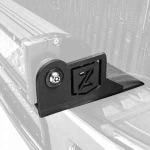 ZROADZ Z325632 Front Bumper Center LED Bracket for Ford F250/F350/F450 2008-2010- Brackets ONLY