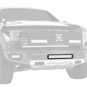 ZROADZ Z325661-KIT Front Bumper Center LED Kit for Ford F150 Raptor 2010-2014