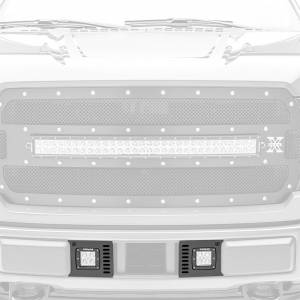 ZROADZ Z325711-KIT Front Bumper Center LED Kit for Ford F150 Lariat/Limited 2018-2020