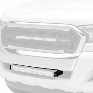 ZROADZ Z325761 Front Bumper Center LED Bracket for Ford Ranger T6 2015-2018- Brackets ONLY