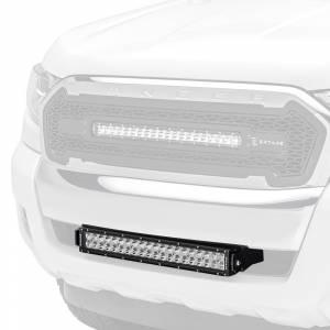 ZROADZ Z325761-KIT Front Bumper Center LED Kit for Ford Ranger T6 2015-2018