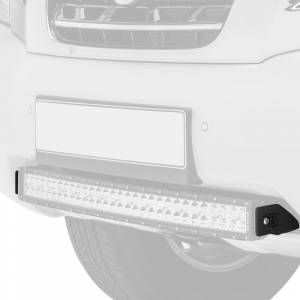 ZROADZ Z327871 Front Bumper Center LED Bracket for Nissan Patrol Y62 2010-2017- Brackets ONLY
