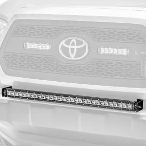 ZROADZ Z329511-KIT-S Front Bumper Center LED Kit for Toyota Tacoma 2018-2019