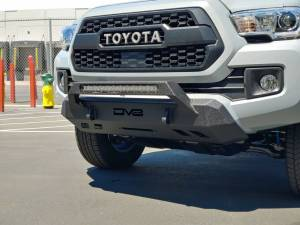 Bumpers by Style - Winch Mount | Hidden Winch Bumpers - DV8 Offroad