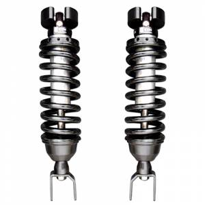 """Icon Vehicle Dynamics - Icon 211002-CB VS 2.5 Internal Reservoir Front Coilover Shock Kit with Procomp 6"""" for Dodge Ram 1500 2009-2018"""