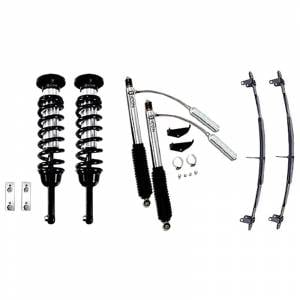 """Springs - Coil Springs - Icon Vehicle Dynamics - Icon K63004 7""""-9"""" Stage 2 Coilover Conversion System for Ford F250/F350 2008-2010"""