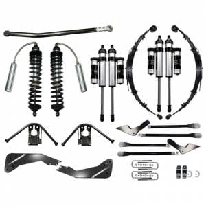 """Springs - Coil Springs - Icon Vehicle Dynamics - Icon K63017 7""""-9"""" Stage 2 Coilover Conversion System for Ford F250/F350 2011-2016"""