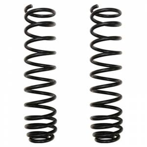 """Springs - Lift Springs - Icon Vehicle Dynamics - Icon 24010 4.5"""" Dual Rate Front Lifted Spring Kit for Jeep Wrangler JK 2007-2018"""
