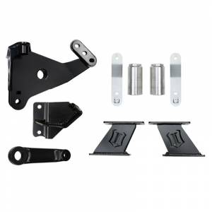"Suspension Parts - Lift Kits - Icon Vehicle Dynamics - Icon 67010 7"" Front Box Kit for Ford F250/F350 2005-2007"