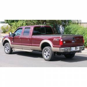 TrailReady 18560 Rear Bumper with D-Ring Tabs for Ford F450/F550 1998-2015