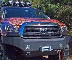 Body Armor - Body Armor TN-19335 Winch Front Bumper for Toyota Tundra 2007-2013 - Image 4