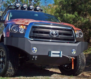 Body Armor - Body Armor TN-19335 Winch Front Bumper for Toyota Tundra 2007-2013 - Image 3