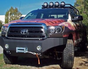 Body Armor - Body Armor TN-19335 Winch Front Bumper for Toyota Tundra 2007-2013 - Image 5