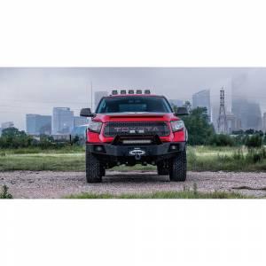 Truck Bumpers - Go Rhino BR-Series - Go Rhino - Go Rhino 24178T BR5 Winch Front Bumper for Toyota Tundra 2014-2020
