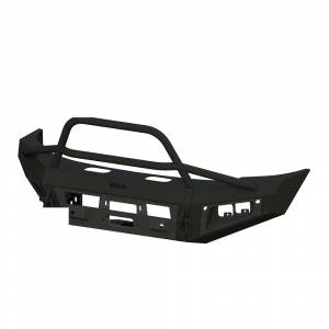 Bodyguard - Bodyguard CCF11D A2 Sport Winch Front Bumper for Ford F350/F450/F550 2011-2016