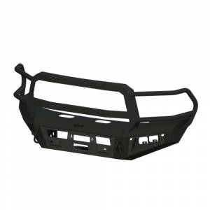 Bodyguard - Bodyguard CEF11D A2 Extreme Winch Front Bumper for Ford F350/F450/F550 2011-2016