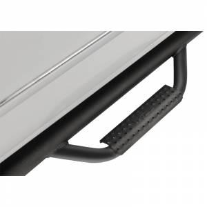N-Fab - N-Fab C0753RC-TX Cab Length Nerf Bars for Chevy Silverado and GMC Sierra 1500/2500 HD/3500 HD Standard Cab 2007-2010 - Textured Black