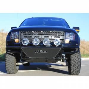 N Fab RSP Front Bumper - Toyota - N-Fab - N-Fab T072LRSP RSP Pre-Runner Front Bumper for Toyota Tundra 2007-2013