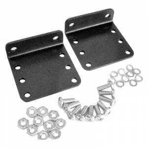 Exterior Accessories - Bed Extenders | Bed Slides - AMP Research - AMP Research 74601-01A BedXtender L Bracket Kit for all Toyota models 1984-2004