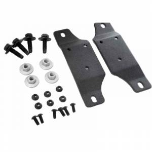 Exterior Accessories - Bed Extenders | Bed Slides - AMP Research - AMP Research 74606-01A BedXtender Mounting Bracket Kit for Chevy Silverado 1500/2500 HD/ 3500 HD 1999-2019
