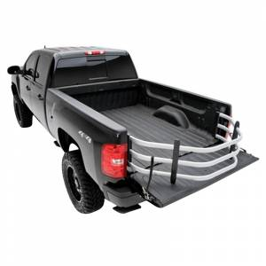 AMP Research - AMP Research 74802-00A BedXtender HD Sport Truck Bed Extender for GMC Canyon 2004-2012 - Silver - Image 3