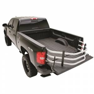 AMP Research - AMP Research 74805-00A BedXtender HD Sport Truck Bed Extender for Chevy Silverado 1500/2500 HD/3500 HD 2007-2019 - Silver - Image 3