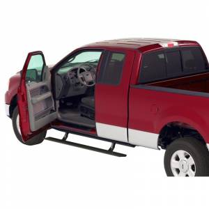 Exterior Accessories - Running Boards and Nerf Bars - AMP Research - AMP Research 75111-01A PowerStep Electric Running Board for Ford F150 SuperCrew Cab 2001-2003