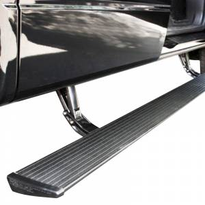 Exterior Accessories - Running Boards and Nerf Bars - AMP Research - AMP Research 75141-01A PowerStep Electric Running Board for Ford F150 2009-2014