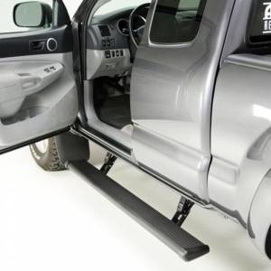 Exterior Accessories - Running Boards and Nerf Bars - AMP Research - AMP Research 75142-01A PowerStep Electric Running Board for Toyota Tacoma Double Cab 2005-2015