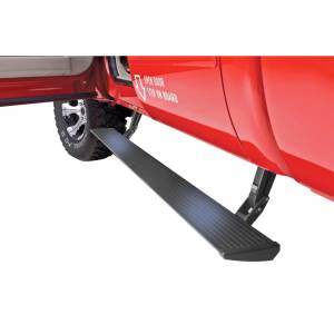 Exterior Accessories - Running Boards and Nerf Bars - AMP Research - AMP Research 75104-01A PowerStep Electric Running Board for Ford F450 1999-2001