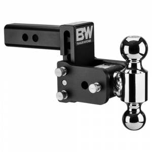 """B&W Trailer Hitches and Accessories - B&W Tow and Stow Hitches - B&W - B&W TS10033B Tow and Stow Hitch for 2"""" Receiver - Black"""