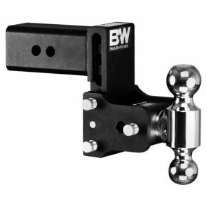 """B&W Trailer Hitches and Accessories - B&W Tow and Stow Hitches - B&W - B&W TS30037B Tow and Stow Hitch for 3"""" Receiver - Black"""
