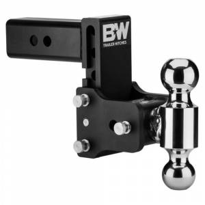 """B&W Trailer Hitches and Accessories - B&W Tow and Stow Hitches - B&W - B&W TS20037B Tow and Stow Hitch for 2.5"""" Receiver - Black"""