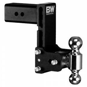 """B&W Trailer Hitches and Accessories - B&W Tow and Stow Hitches - B&W - B&W TS30040B Tow and Stow Hitch for 3"""" Receiver - Black"""