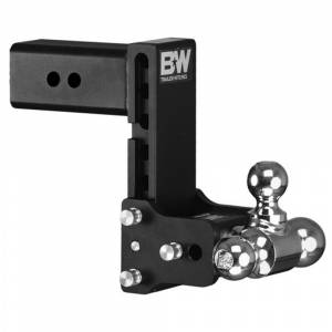 """B&W Trailer Hitches and Accessories - B&W Tow and Stow Hitches - B&W - B&W TS30049B Tow and Stow Hitch for 3"""" Receiver - Black"""