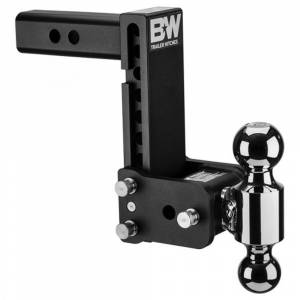 """B&W Trailer Hitches and Accessories - B&W Tow and Stow Hitches - B&W - B&W TS10040B Tow and Stow Hitch for 2"""" Receiver - Black"""
