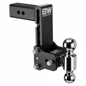 """B&W Trailer Hitches and Accessories - B&W Tow and Stow Hitches - B&W - B&W TS20040B Tow and Stow Hitch for 2.5"""" Receiver - Black"""