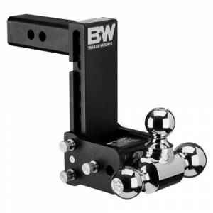 """B&W Trailer Hitches and Accessories - B&W Tow and Stow Hitches - B&W - B&W TS10049B Tow and Stow Hitch for 2"""" Receiver - Black"""